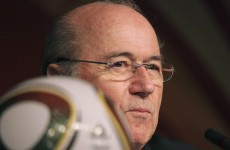 Blatter considers abolishing extra-time
