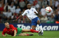 Defoe the hat-trick hero while Scotland stutter