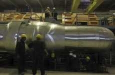 Iran begins loading fuel into nuclear reactor core