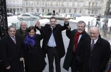 Sinn Féin ride the wave as FF support falls further