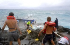 50 feared dead after asylum ship sinks off Christmas Island