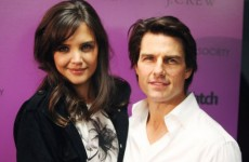 Tom Cruise, Katie Holmes deny Oscar boycott plan (Video)