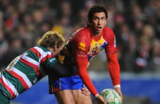 Lièvremont: Mermoz doubtful for the rest of Six Nations