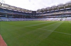 Ireland's top sports arenas now on Google Street View