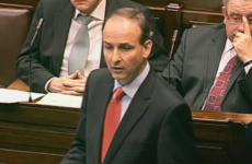 Dáil begins two-day discussion on Moriarty findings