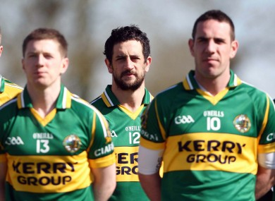 Kerry are still in contention for a place in the Division One final.
