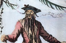 Blackbeard's anchor recovered off coast of North Carolina