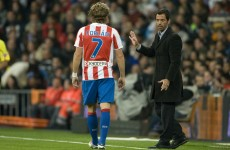 Spanish Corner: Quique has left the building