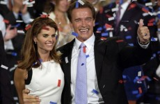 Schwarzenegger and Shriver announce separation after 25-year marriage
