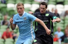 Dublin Super Cup: Victory for City