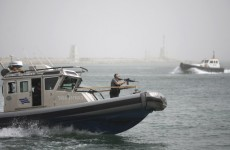 Israeli forces announce weapons boat seizure