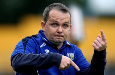 Talkin' tactics: what Waterford must do to beat Galway on Sunday