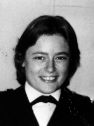 Undated handout photo of Yvonne Fletcher, killed in 1984 outside the Libyan embassy in London.