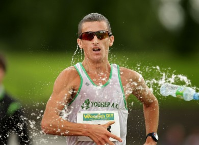 Robert Heffernan.