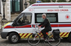 Presenting… the ambulance on a bike