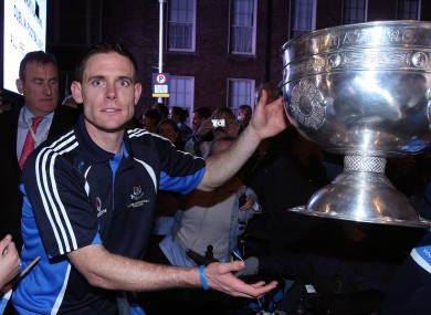 Cluxton is regarded as a fiercely private individual.