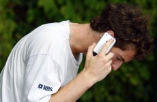 Oh, it was Twitter's fault that Andy Murray lost at the US Open