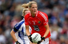 It was all about Cork at the Ladies Football All Star awards