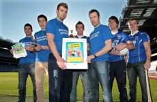 GAA stars launch scheme for booze-free January
