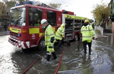 Over 1,000 homes flooded during October's heavy rain