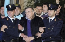 Police arrest Italian mob boss who hid in underground bunker