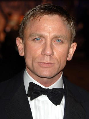 Daniel Craig, the current James Bond: the Irish secret service is a far less glamorous organisation that its British counterpart.