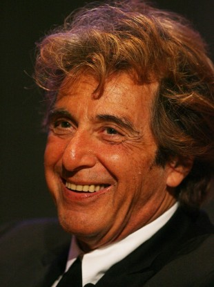 Al Pacino speaking about his Salomé film at the TCD Philosophical Society in Dublin in 2006.