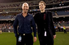 Jim Stynes cancels 'farewell barbecue' for loved ones after doctors' new hope