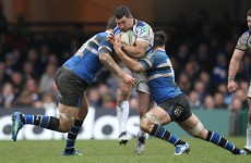 As it happened: Bath v Leinster