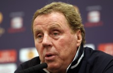 Redknapp in hot water over gesture to Rovers fans