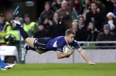 Fitzgerald shines as ruthless Leinster lay down a marker