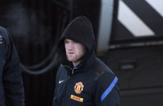 Rooney, Evans and Gibson fined over poor training performance