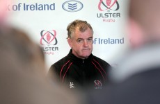 Ulster look to replace McLaughlin – reports