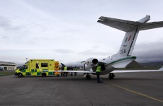 Air Corps flies five air ambulance missions in 60 hours
