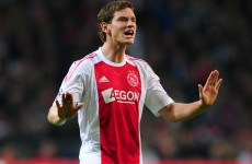 Interview: Ajax skipper aiming to show Fergie what he can do