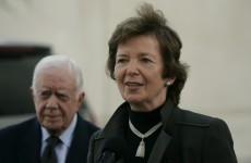 Mary Robinson tells UN: push for war crimes investigation in Sri Lanka