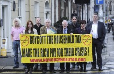 Hundreds join County Galway campaign against household and septic charges