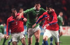 Ireland v Czech Republic: Seven past meetings