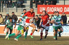 As it happened: Treviso v Munster