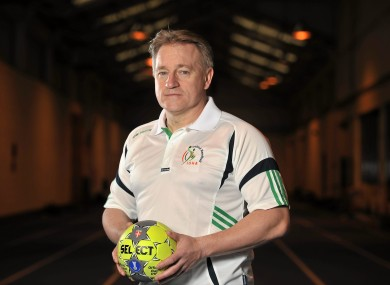 O'Sullivan has signed on as the High Performance Advisor to the Irish handball team.