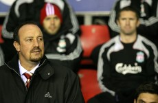 Rafa Benitez: 'You need to trust Trapattoni on McClean decision'