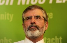 Referendum on united Ireland 'inevitable' – Adams