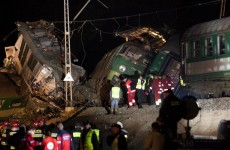 Head-on train collision kills at least 15 in Poland