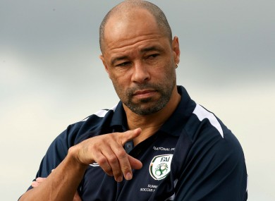 Paul McGrath: Johnson is entitled to his opinion.