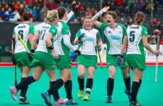 Irish women's hockey team thrash Mexico in Olympics qualifier