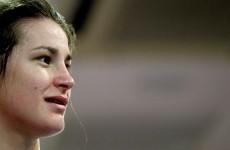 Chill out, Katie Taylor won again last night
