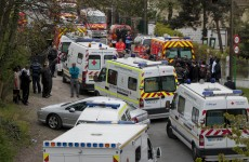 6-year-old dies in French floor collapse