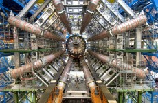 Energy levels at Large Hadron Collider raised 8 trillion electron volts