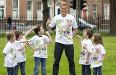 Anyone for the first of the Damien Duff Euro 2012 t-shirts?