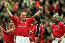 Dream team: Galwey backs Umaga for Munster role